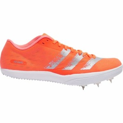 アディダス adidas メンズ 陸上 シューズ・靴 adiZero LJ Signal Coral/Silver Metallic/Footwear White