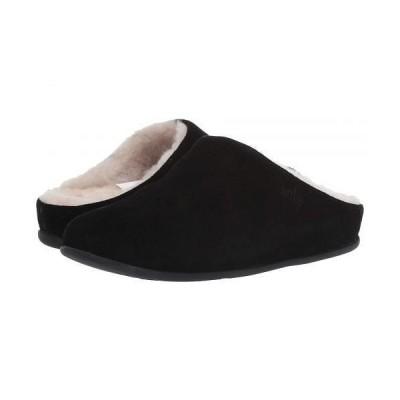 FitFlop フィットフロップ レディース 女性用 シューズ 靴 スリッパ Chrissie - Black