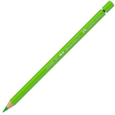 ファーバーカステル アルブレヒト・デューラー水彩色鉛筆 単色6本 166 グラスグリーン 117666