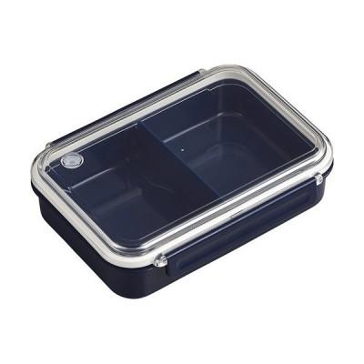 まるごと冷凍弁当 タイトボックス レシピ付き ネイビー 800ml PCL-5SR ( 1個 )