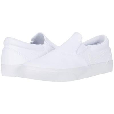 ナイキ Charge Slip メンズ スニーカー 靴 シューズ White/White/White/Black