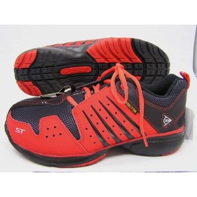 ●メンズ安全靴/ダンロップセーフティー/マグナムST301RED/手ごろで高機能の人気シューズ