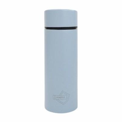 POKETLE(ポケトル) S ステンレスボトル 120mL パウダーブルー│水筒・ポット 水筒