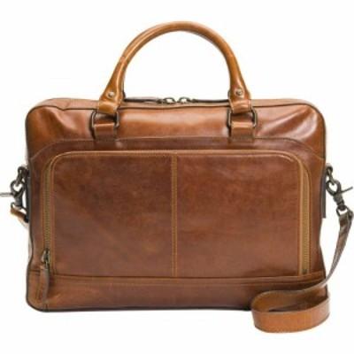 フライ Frye レディース バッグ Logan Zip Brief Bag Cognac