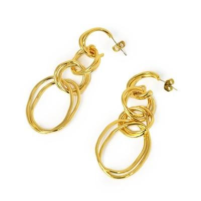 SOKO【ソコ】ピアス Nia Statement Earrings JE192010 ゴールド