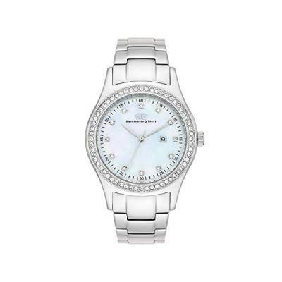 Rhodenwald & S〓hne Women's Analog Japan Quartz Watch with Stainless Steel Band 10010043 並行輸入品
