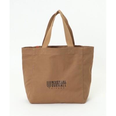 ikka LOUNGE / UNIVERSAL OVERALL ユニバーサルオーバーオール キャンバストートバッグ MEN バッグ > トートバッグ