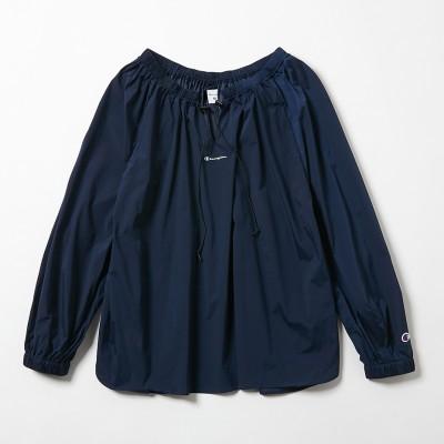 ウィメンズ チュニックTシャツ ブラックエディション チャンピオン(CW-R403)