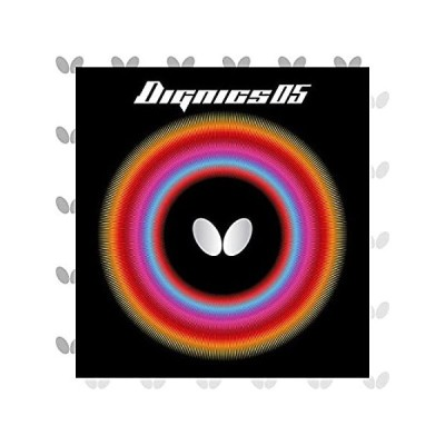 Butterfly Dignics 05 Table Tennis Rubber Table Tennis Rubber | 1.9 or 2.1 m