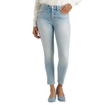 ラッキーブランド レディース デニムパンツ ボトムス Mid-Rise Ava Skinny Jeans in Chester