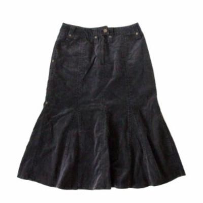 美品 Marut マルート カスタムポケットスカート (グレー ロング 日本製 Made in Japan) 100628【中古】