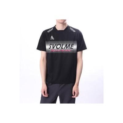 スボルメ SVOLME メンズ サッカー/フットサル 半袖シャツ ロゴトレーニングトップ 181-60700