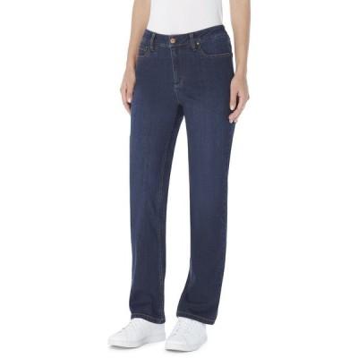 ジョーンズニューヨーク デニムパンツ ボトムス レディース Denim Jeans Indigo Wash