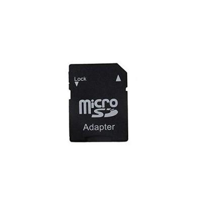 microSD→SD変換アダプター microSDカードリーダー 超高速 収納ケース付 メール便 K&M 「SDADAPTER」