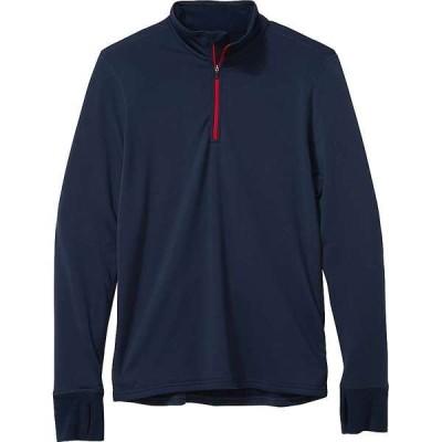 マーモット メンズ Tシャツ トップス Marmot Men's Polartec Baselayer 1/2 Zip Top