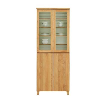 食器棚 キッチンボード カップボード 幅70cm 奥行き42cm 高さ182cm 日本製 ダイニングボード 食器収納 キッチン収納 完成品 開き戸
