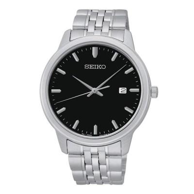 セイコー SEIKO 男性用 腕時計 メンズ ウォッチ ブラック SUR093