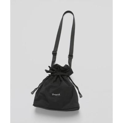 ショルダーバッグ バッグ Logo Drawstring Bag 『KINCHAKU』