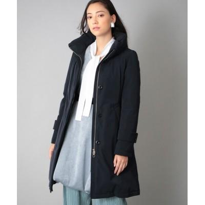 SANYO SELECT / <京鴨ダウン>スタンドカラーダウンコート WOMEN ジャケット/アウター > ダウンジャケット/コート
