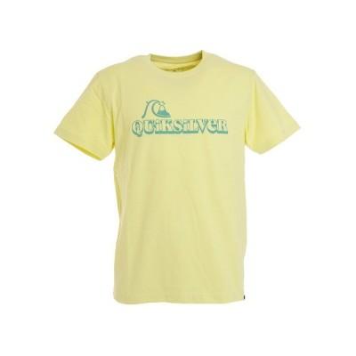 クイックシルバー(Quiksilver) Tシャツ メンズ LOST SPARK ST 半袖 20SPQST201039YEL オンライン価格 (メンズ)