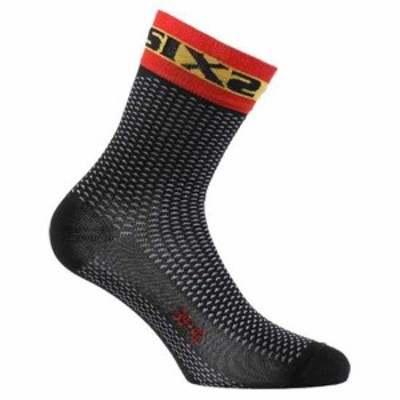 sixs シックス モーターサイクル 男性用ウェア ソックス sixs socks-flag