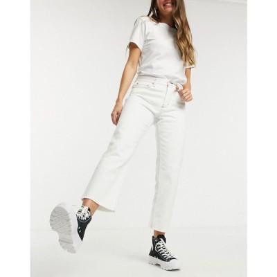 クイックシルバー Quiksilver レディース ジーンズ・デニム ボトムス・パンツ Up Size Colour Jeans In White