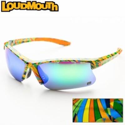 ラウドマウス サングラス Happy Stance LM6020 (Peacock ピーコック) 778942(165)【新品】 18SS Loudmouth Sunglass %off