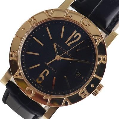 ブルガリ BVLGARI ブルガリブルガリ BB38GL 腕時計 メンズ 中古