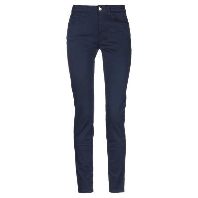 FRACOMINA パンツ ブルー 24 コットン 97% / ポリウレタン 3% パンツ