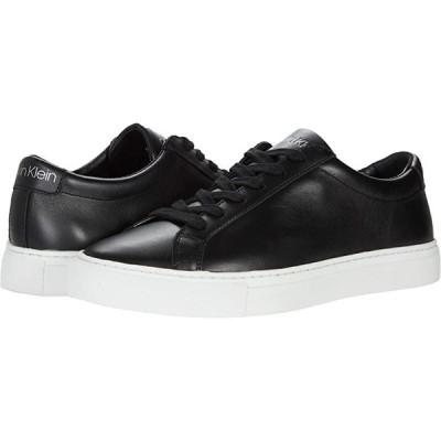 カルバン・クライン Adrien メンズ スニーカー 靴 シューズ Black