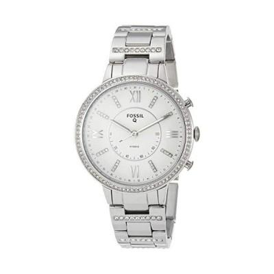 フォッシル 腕時計 Q VIRGINIA ハイブリッドスマートウォッチ FTW5009 レディース 正規輸入品