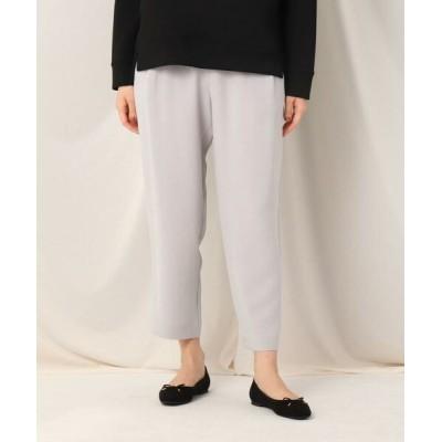 Couture Brooch/クチュールブローチ アセテートポリエステルイージーパンツ パープル(080) 36(S)
