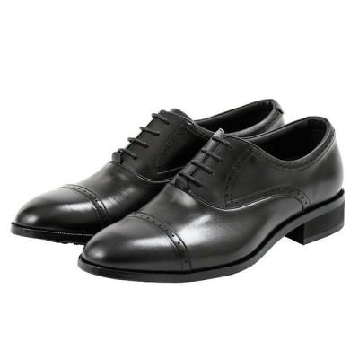 テクシーリュクス texcy luxe ビジネス メンズ TU-901 TU901 ブラック BLACK 25〜27cm 靴 シューズ 牛革 ストレート 革靴 ゴアテックス 防水 日本製 冠婚葬祭 黒