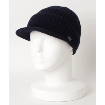 general design store / マニエラ カシミヤ プレイキャップ MEN 帽子 > ニットキャップ/ビーニー