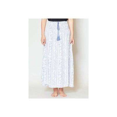 【Kahiko】ハワイアン柄ロングスカート その他5