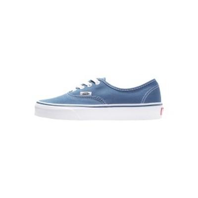 バンズ メンズ スニーカー シューズ AUTHENTIC - Skate shoes - navy navy