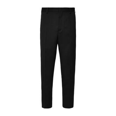 マックキュー アレキサンダー・マックイーン McQ Alexander McQueen パンツ ブラック 52 ポリエステル 54% / ウール 4