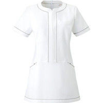 チトセチトセ チュニック 女性用 ホワイト 7号 CL-0182(取寄品)