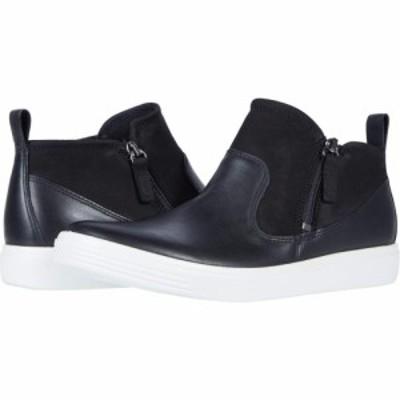 エコー ECCO レディース ブーツ シューズ・靴 Soft Classic Bootie Black/Black