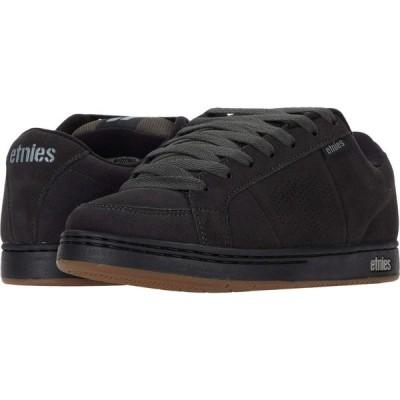 エトニーズ etnies メンズ シューズ・靴 Kingpin Dark Grey/Black