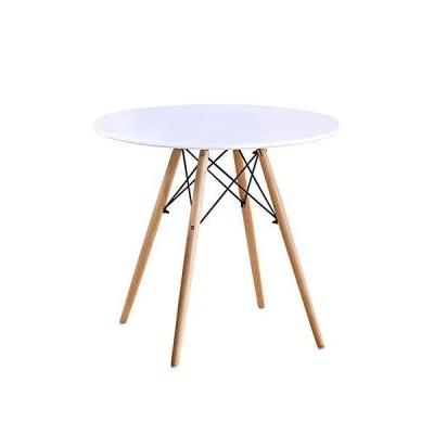[新品]ZZHF Side Table, Stable Dining Table, Assembly Solid Wood Stitching Table, Balcony Leisure Coffee Table, Negotiating Table, Coff