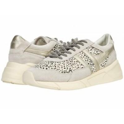 Gola ゴラ レディース 女性用 シューズ 靴 スニーカー 運動靴 Eclipse Savanna Off-White/Cheetah/Gold【送料無料】