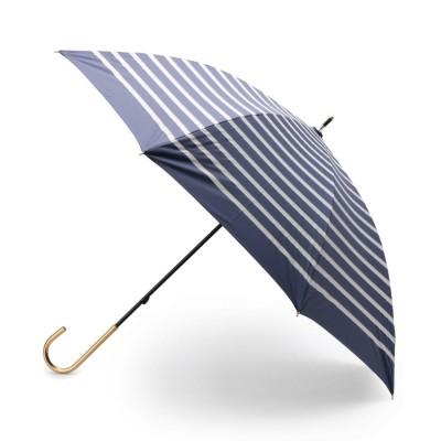 grove(グローブ) 晴雨兼用マリンボーダー長傘