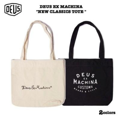 DEUS EX MACHINA/デウスエクスマキナ NEW CLASSICS TOTE トートバッグ 定番 国内正規品