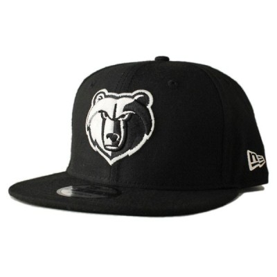 ニューエラ スナップバックキャップ 帽子 NEW ERA 9fifty メンズ レディース NBA メンフィス グリズリーズ bk