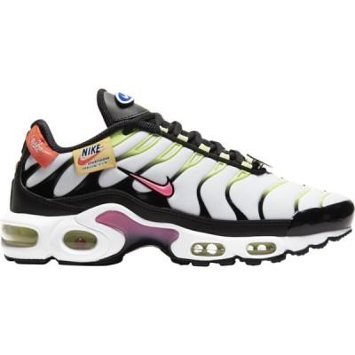 ナイキ エア マックス プラス レディース Nike Air Max Plus スニーカー White/Hyper Pink/Black