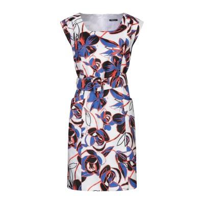 HANITA ミニワンピース&ドレス ホワイト XXL ポリエステル 97% / ポリウレタン 3% ミニワンピース&ドレス