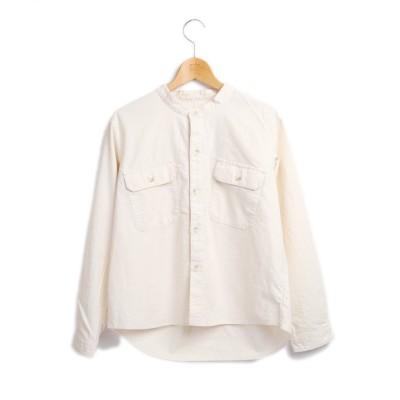 シャツ ブラウス クラシックツイルワークシャツ
