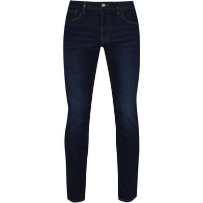 アルマーニ Armani Exchange メンズ ジーンズ・デニム スキニー・スリム ボトムス・パンツ Armani J13 Clean Slim Jeans Dark Blue
