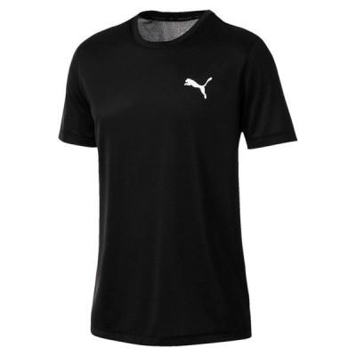 PUMA プーマ ACTIVE SS Tシャツ 85170201 メンズスポーツウェア 半袖機能Tシャツ メンズ プーマ ブラック セール